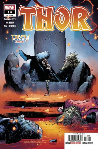 Cover Thor Issues 14