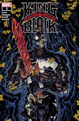 Cover King In Black Issue 5