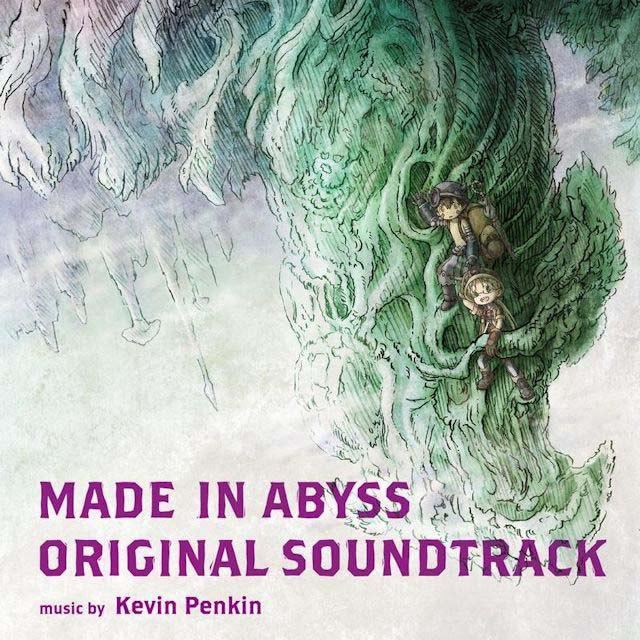 Cover Made in Abyss Original Soundtrack