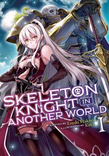 Cover Skeleton Knight in Another World
