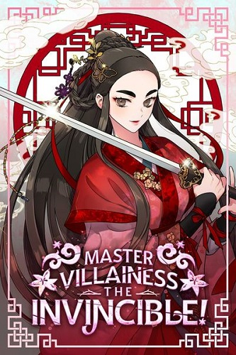 Cover Master Villainess the Invincible