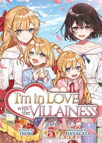 Cover I'm in Love with the Villainess