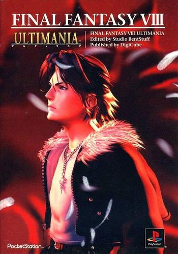 Cover Final Fantasy VIII A Day of Instruction at Garden
