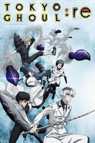 Cover Tokyo Ghoul re