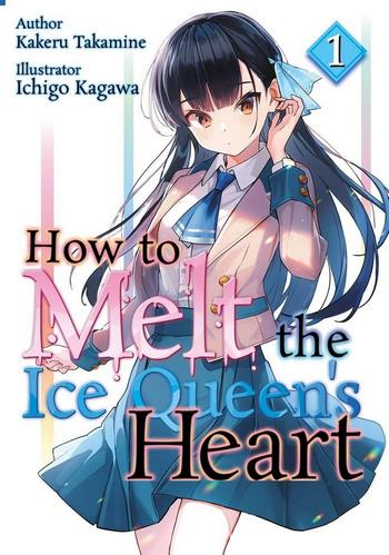 Cover Light Novel How To Melt the Ice Lady